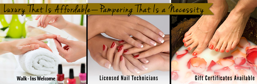 Nail salon Little Rock - Nail salon 72223 - Luxury Nail Spa
